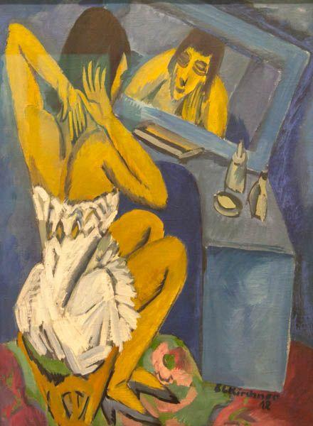Ejercicio ante el espejo