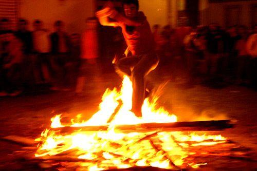 solsticio purificación y poder