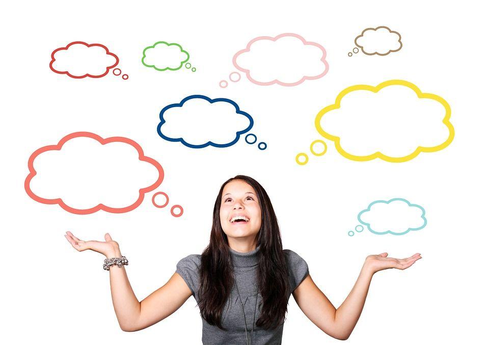 cambiar el modo de pensar para estar bien